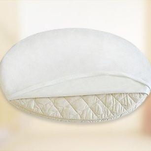 Комплект простынок на резинке для кроватки 8в1